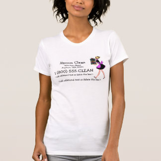 Housekeeping or Cleaning Service Shirt