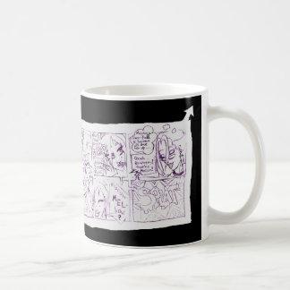 Housemates, bah! Comic mug template (add pics and