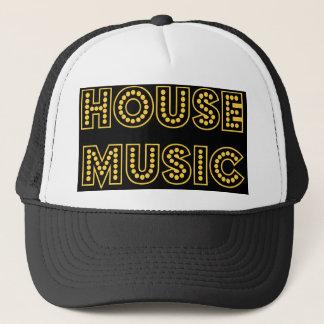 HOUSEMUSIC TRUCKER HAT