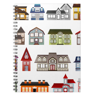 houses-157869  houses homes architecture buildings note books