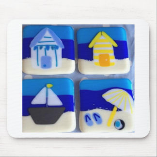 Houses 1 mouse pad