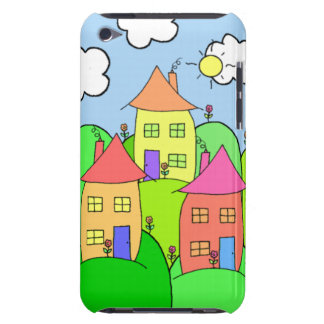 Houses and Hills iPod Touch Cover