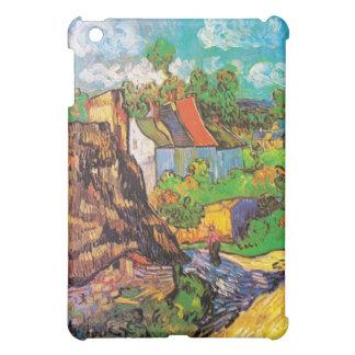 Houses at Auvers, Vincent Van Gogh iPad Mini Cases