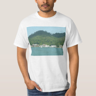 Houses by the mountains T-Shirt