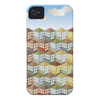 Houses Houses at Day BlackBerry Bold Case