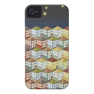 Houses Houses at Night BlackBerry Bold Case