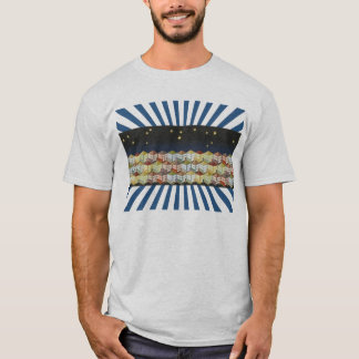 Houses Houses at Night T-shirt