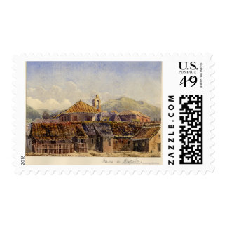 Houses in Acapulco Stamps