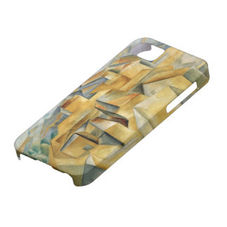 Houses In L'Estaque by Cezanne iPhone 5/S Case iPhone 5 Case