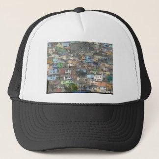 Houses in Peru Trucker Hat