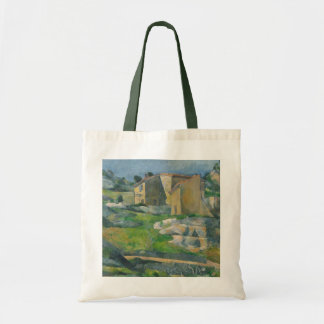 Houses in the Provence: The Riaux Valley Budget Tote Bag