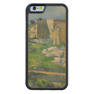 Houses in the Provence: The Riaux Valley Carved® Maple iPhone 6 Bumper Case