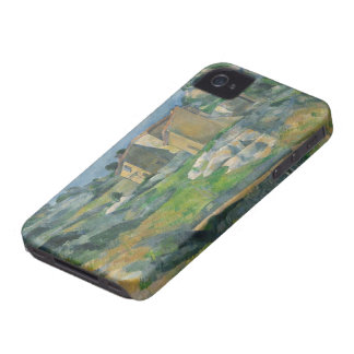 Houses in the Provence: The Riaux Valley iPhone 4 Cover