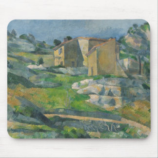Houses in the Provence: The Riaux Valley Mouse Pad