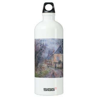 Houses near the Eure by Gustave Loiseau SIGG Traveler 1.0L Water Bottle