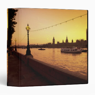 Houses of Parliament at Sunset Binder