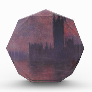 Houses of Parliament at Sunset by Claude Monet Award