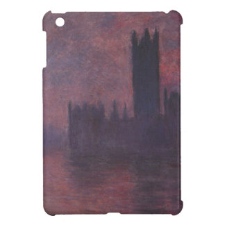 Houses of Parliament at Sunset by Claude Monet iPad Mini Cover