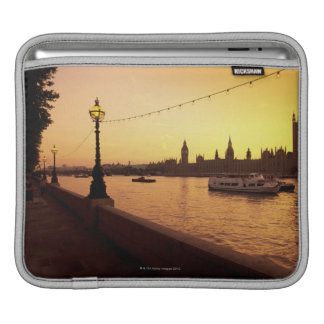 Houses of Parliament at Sunset Sleeve For iPads