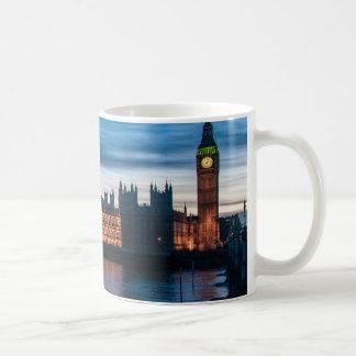 Houses of Parliament & Big Ben, London, England Coffee Mug
