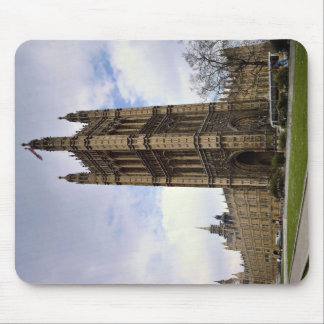 Houses of Parliament, Big Ben, London, England Mouse Pads