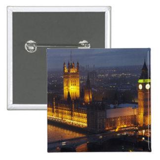 Houses of Parliament, Big Ben, Westminster Button