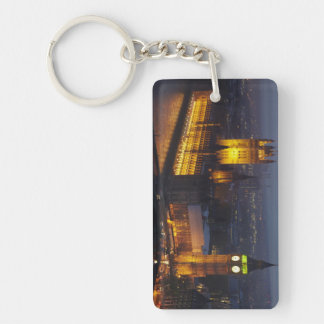 Houses of Parliament, Big Ben, Westminster Key Chain