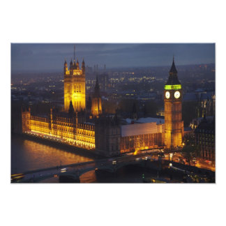 Houses of Parliament, Big Ben, Westminster Photo