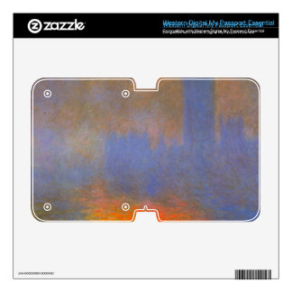 Houses of Parliament by Claude Monet WD My Passport Skin