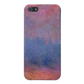 Houses of Parliament - Claude Monet Case For iPhone SE/5/5s
