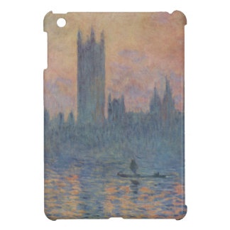 Houses of Parliament in Winter by Claude Monet Case For The iPad Mini
