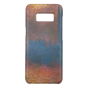 Houses of Parliament, London by Claude Monet Case-Mate Samsung Galaxy S8 Case
