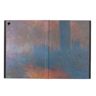 Houses of Parliament, London by Claude Monet iPad Air Case