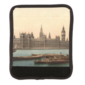 Houses of Parliament, London, England Luggage Handle Wrap