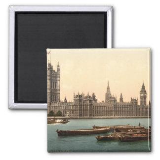 Houses of Parliament London England Refrigerator Magnet