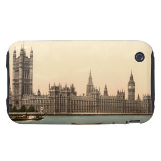 Houses of Parliament, London, England Tough iPhone 3 Cases