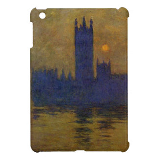 Houses of Parliament, Sunset 02 by Claude Monet iPad Mini Case