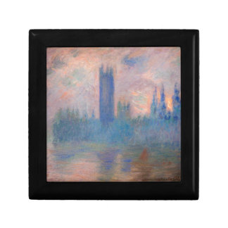 Houses of Parliament, Westminster by Claude Monet Gift Box