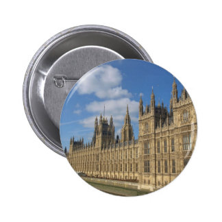 Houses of Parliament Westminster Palace London got Pinback Button