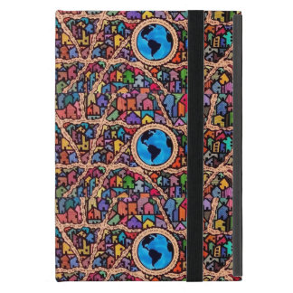 Houses of the World Covers For iPad Mini