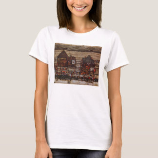 Houses with Laundry by Egon Schiele T-Shirt