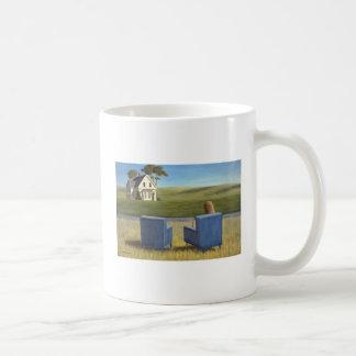 Housesitting Coffee Mug