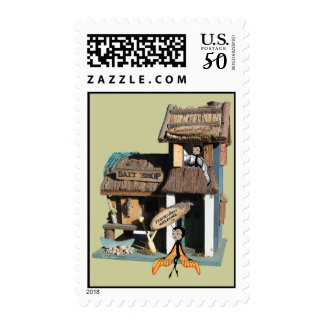 Housesitting for Snowbirds II Postage
