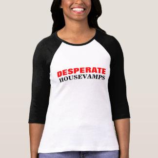 HouseVamps desesperado Playera