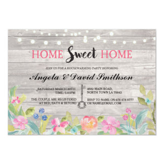 Home Sweet Home Vintage home sweet home cards | zazzle