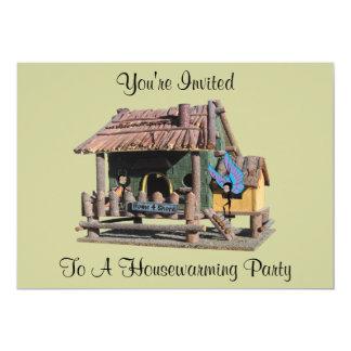 Housewarming Announcements