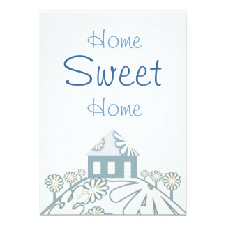 Housewarming Party 5x7 Paper Invitation Card