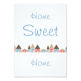 Housewarming Party Card