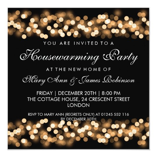 Housewarming Invitations Announcements Zazzle
