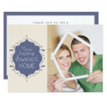 """Housewarming Party Photo Invite (More colors available. Visit shop to see more housewarming  party invitations. Type """"Housewarming"""" in the search box)"""